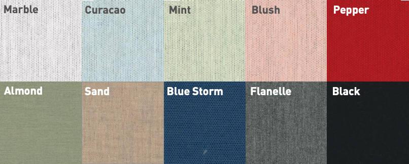 Ubmrosa barvy Sunbrella