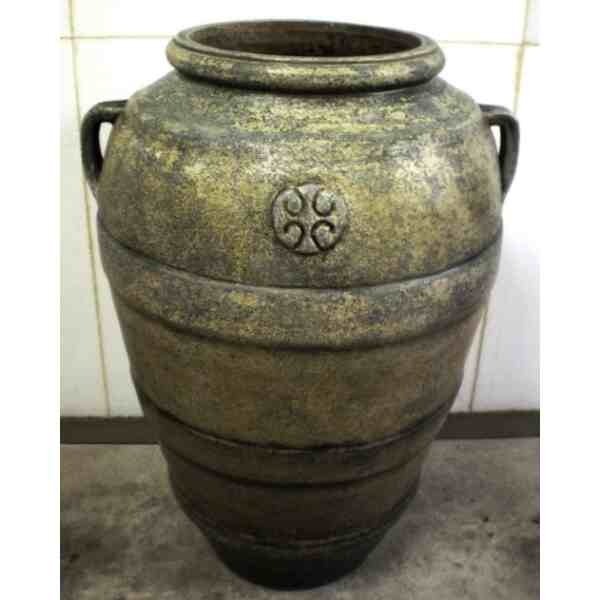 Váza velká přírodní 117 kg