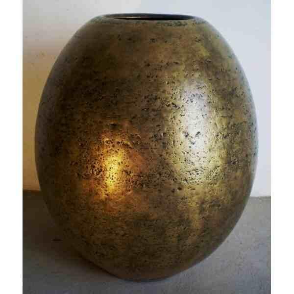 Váza velká mosazná 67 kg