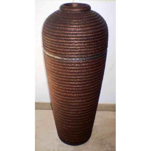 Váza velká bronzová 62 kg