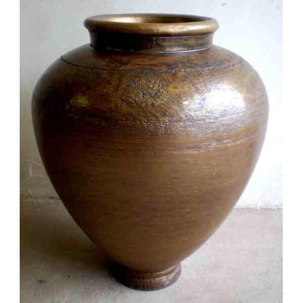 Váza velká míchaný kov 76 kg